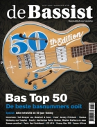 De Bassist 50, iOS & Android  magazine