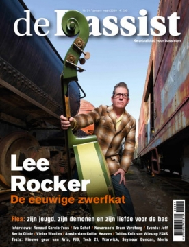 De Bassist 51, iOS & Android  magazine