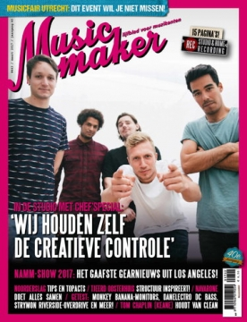 Musicmaker 443, iOS, Android & Windows 10 magazine