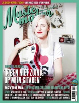 Musicmaker 444, iOS & Android  magazine