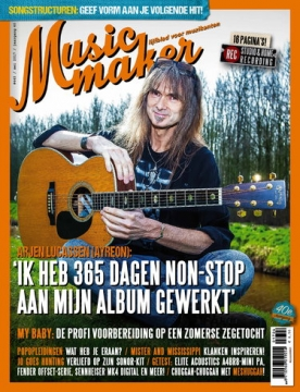 Musicmaker 445, iOS & Android  magazine