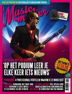 Musicmaker 447, iOS & Android  magazine