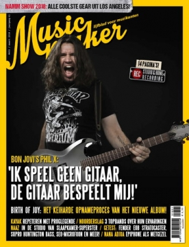 Musicmaker 453, iOS & Android  magazine