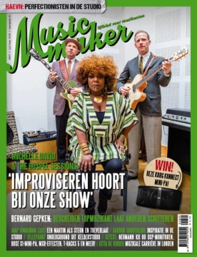 Musicmaker 457, iOS, Android & Windows 10 magazine