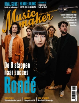 Musicmaker 465, iOS & Android  magazine