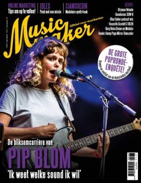 Musicmaker 468, iOS & Android  magazine