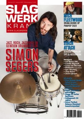 Slagwerkkrant 211, iOS & Android  magazine