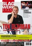 Slagwerkkrant 213, iOS & Android  magazine