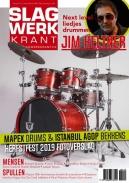 Slagwerkkrant 215, iOS & Android  magazine