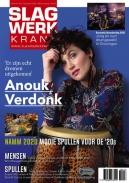 Slagwerkkrant 216, iOS & Android  magazine
