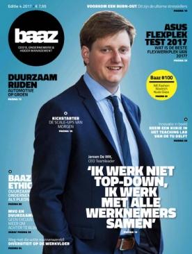 Baaz Magazine 4, iOS, Android & Windows 10 magazine