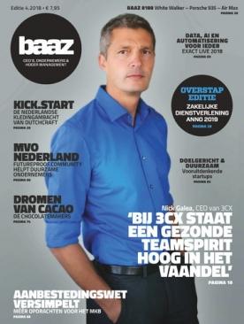 Baaz Magazine 4, iOS & Android  magazine