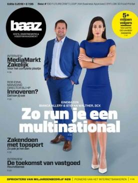 Baaz Magazine 3, iOS & Android  magazine