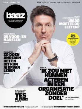 Baaz Magazine 1, iOS, Android & Windows 10 magazine