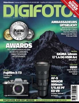 DIGIFOTO Pro 6, iOS & Android  magazine