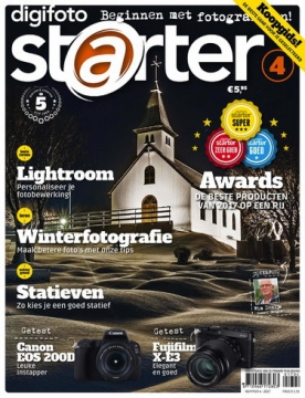 digifoto Starter 4, iOS, Android & Windows 10 magazine