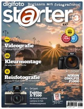 digifoto Starter 3, iOS & Android  magazine