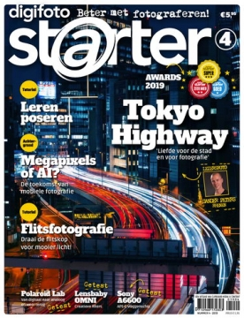 digifoto Starter 4, iOS & Android  magazine