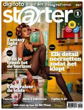 digifoto Starter 1, iOS & Android  magazine