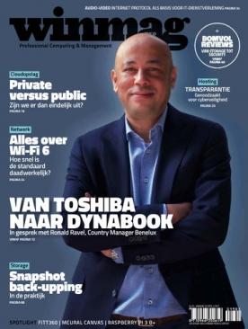 WINMAG Pro 3, iOS & Android  magazine