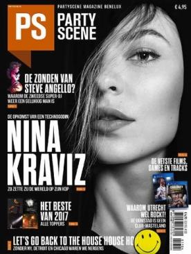 Partyscene 4, iOS & Android  magazine