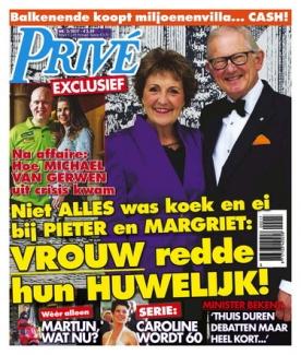 Prive 2, iOS & Android  magazine