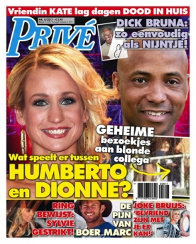 Prive 8, iOS & Android  magazine