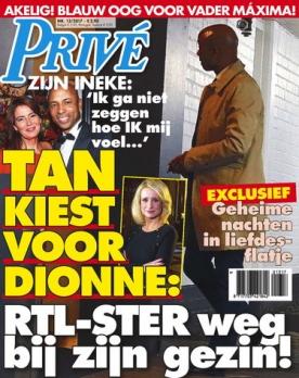 Prive 13, iOS & Android  magazine