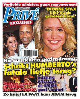 Prive 14, iOS & Android  magazine