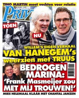 Prive 20, iOS & Android  magazine