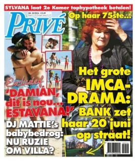 Prive 22, iOS & Android  magazine
