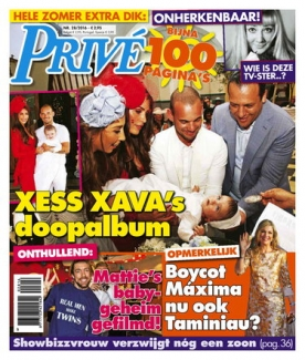 Prive 28, iOS & Android  magazine