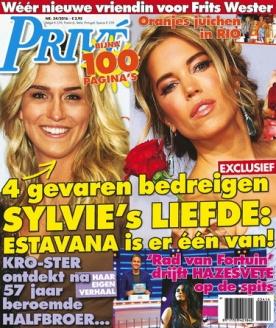 Prive 34, iOS & Android  magazine