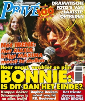 Prive 35, iOS & Android  magazine