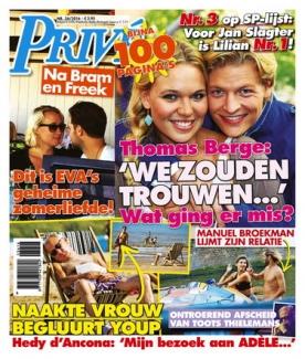 Prive 36, iOS & Android  magazine