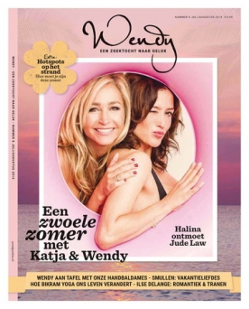 Wendy 8, iOS, Android & Windows 10 magazine