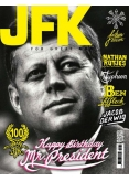 JFK 63, iOS & Android  magazine