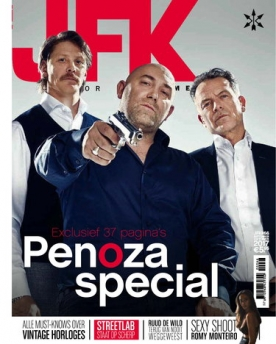 JFK 66, iOS & Android  magazine