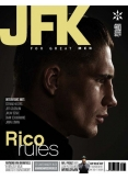 JFK 70, iOS & Android  magazine