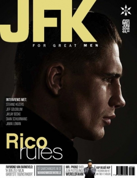 JFK 70, iOS & Android  magazine