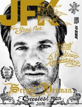 JFK 61, iOS & Android  magazine