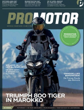 Promotor 2, iOS & Android  magazine