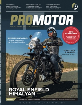 Promotor 6, iOS & Android  magazine
