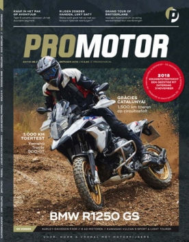 Promotor 8, iOS & Android  magazine