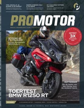 Promotor 10, iOS & Android  magazine