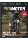 Promotor 1, iOS & Android  magazine