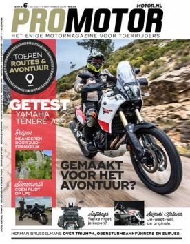 Promotor 6, iOS & Android  magazine
