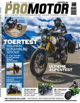 Promotor 8, iOS & Android  magazine
