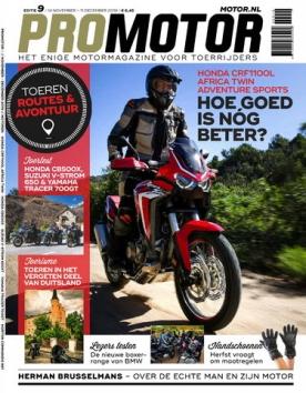 Promotor 9, iOS & Android  magazine