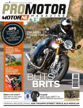 Promotor 1, iOS & Android  magazine